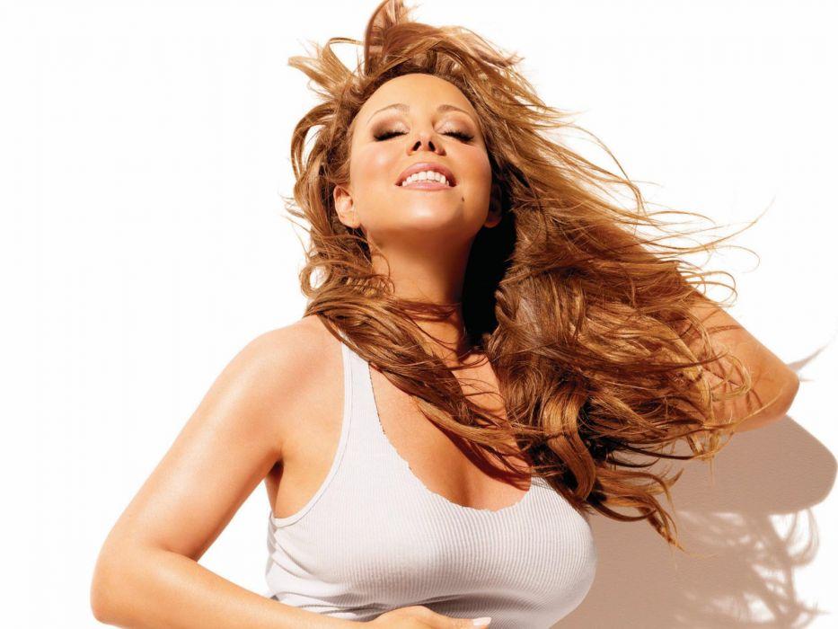 MARIAH CAREY r-b pop hip hop soul dance sexy babe singer (33) wallpaper