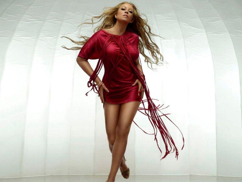 MARIAH CAREY r-b pop hip hop soul dance sexy babe singer (35) wallpaper
