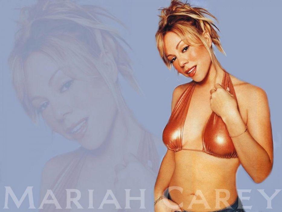 MARIAH CAREY r-b pop hip hop soul dance sexy babe singer (36) wallpaper
