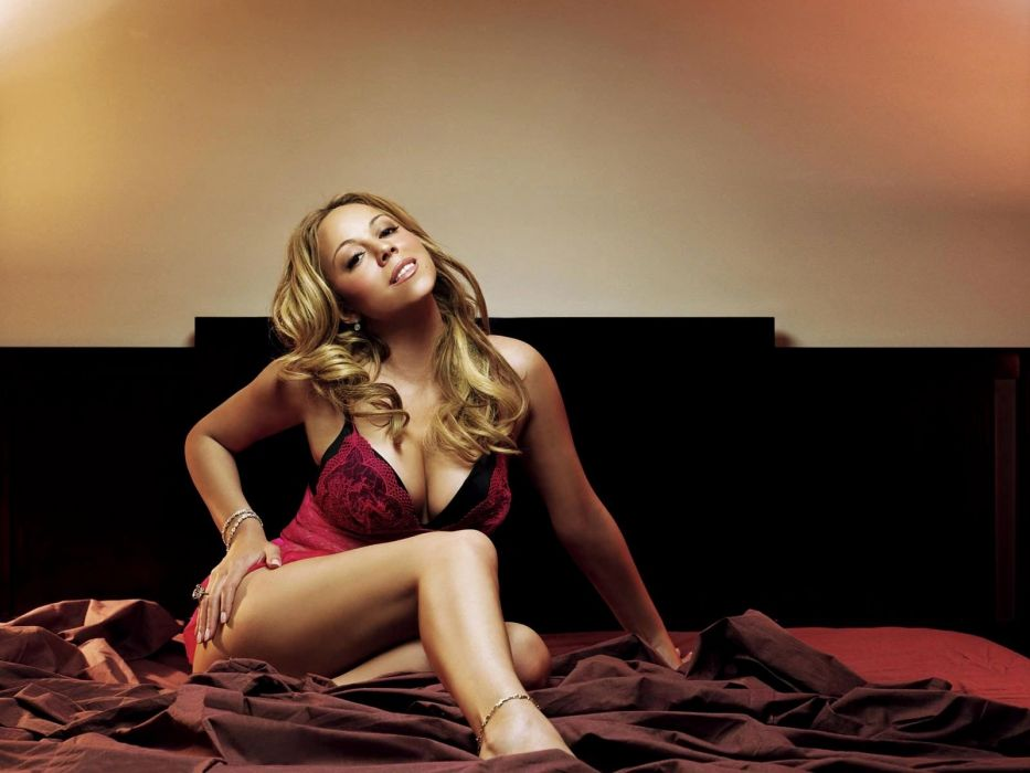 MARIAH CAREY r-b pop hip hop soul dance sexy babe singer (41) wallpaper