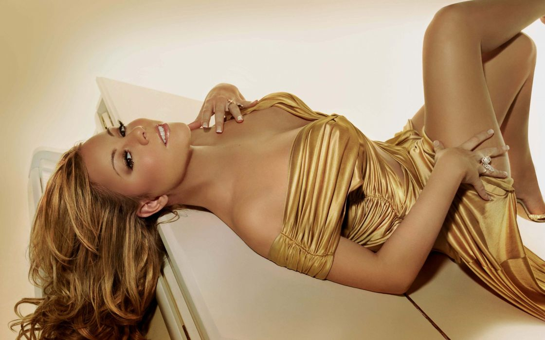 MARIAH CAREY r-b pop hip hop soul dance sexy babe singer (46) wallpaper