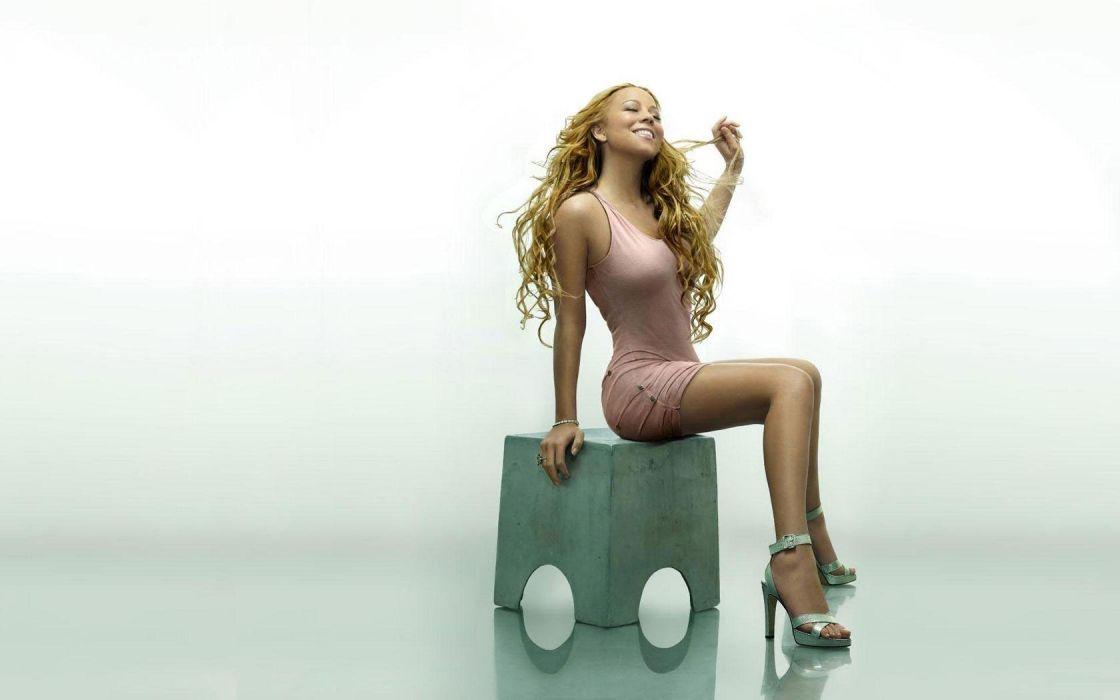 MARIAH CAREY r-b pop hip hop soul dance sexy babe singer (47) wallpaper