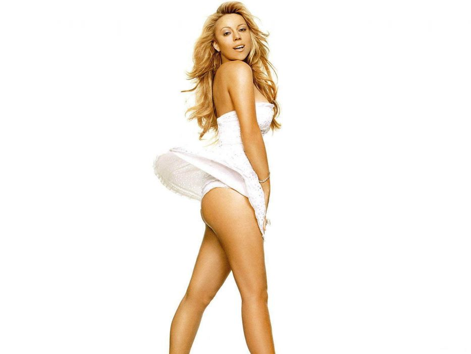 MARIAH CAREY r-b pop hip hop soul dance sexy babe singer (54) wallpaper