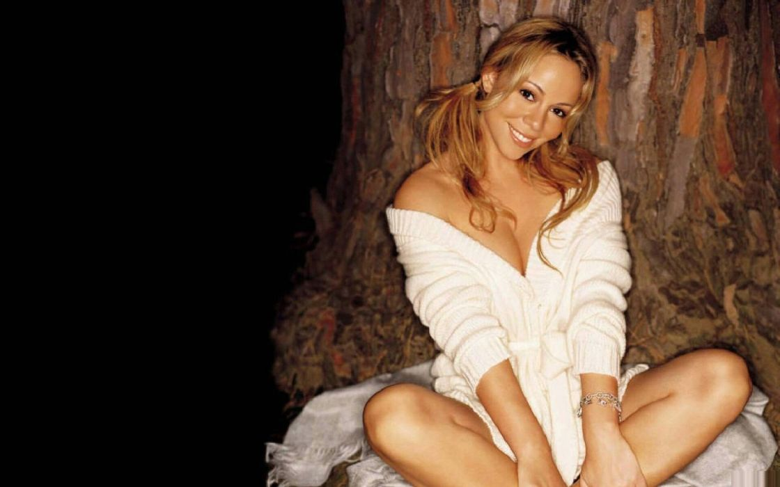 MARIAH CAREY r-b pop hip hop soul dance sexy babe singer (55) wallpaper