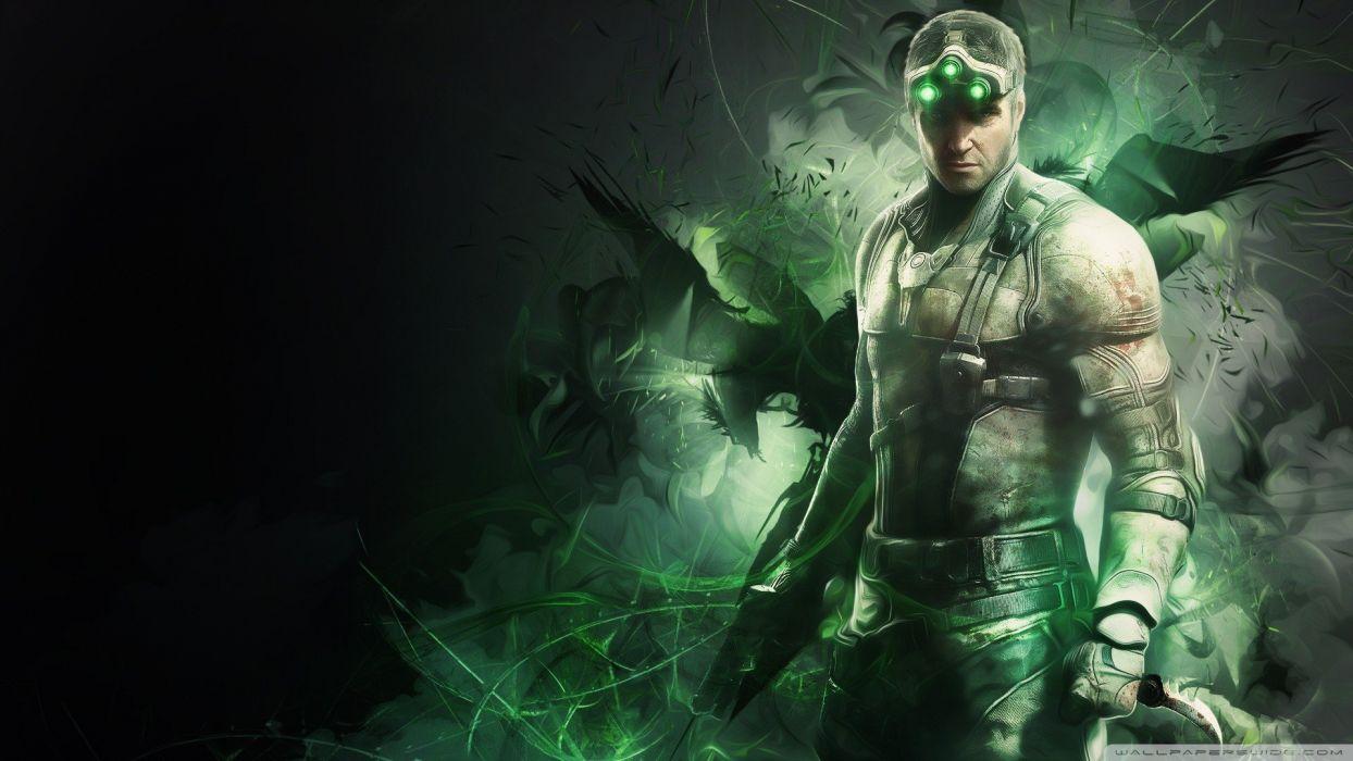 video games tom Splinter Cell Splinter Cell Blacklist wallpaper