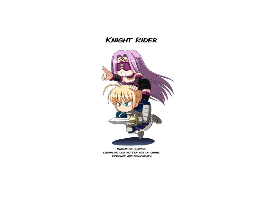 Fate/Stay Night Type-Moon Saber  simple background Rider (Fate/Stay Night) white background Fate series wallpaper