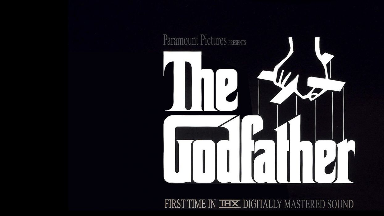 movies The Godfather posters wallpaper