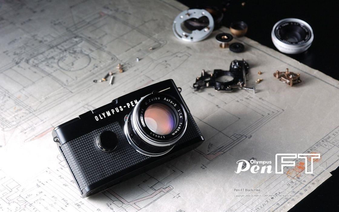 cameras pens Olympus pen ft wallpaper