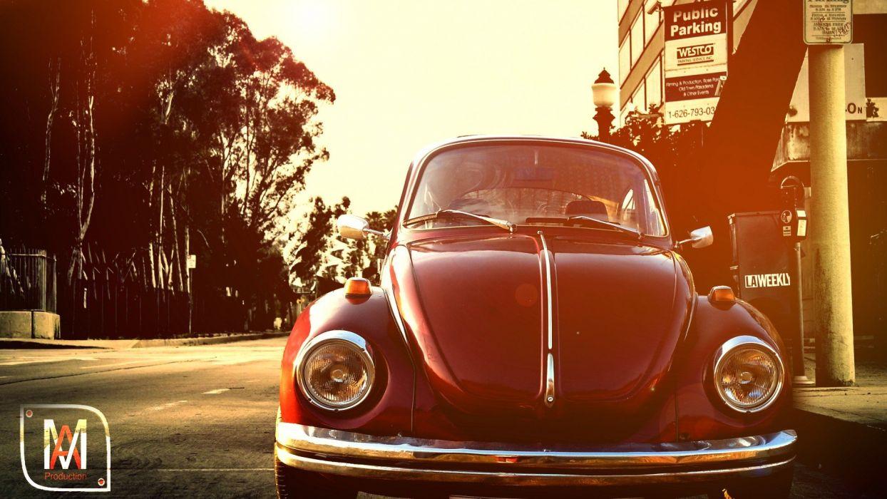 VW Beetle volkswagen vw 1303s wallpaper