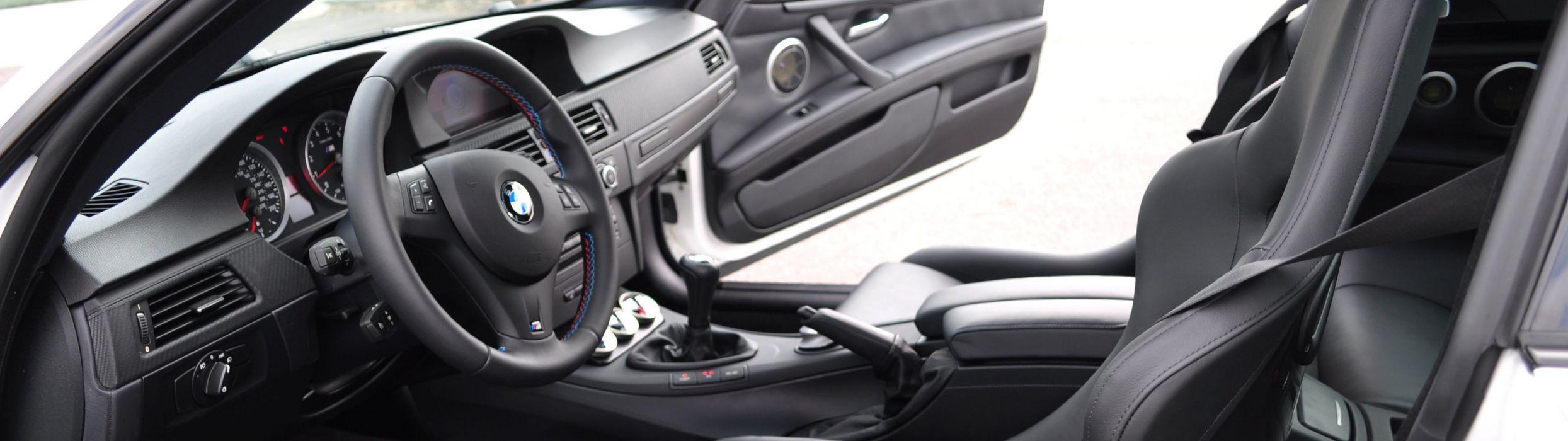 BMW car interiors BMW 1 series M Coupe wallpaper