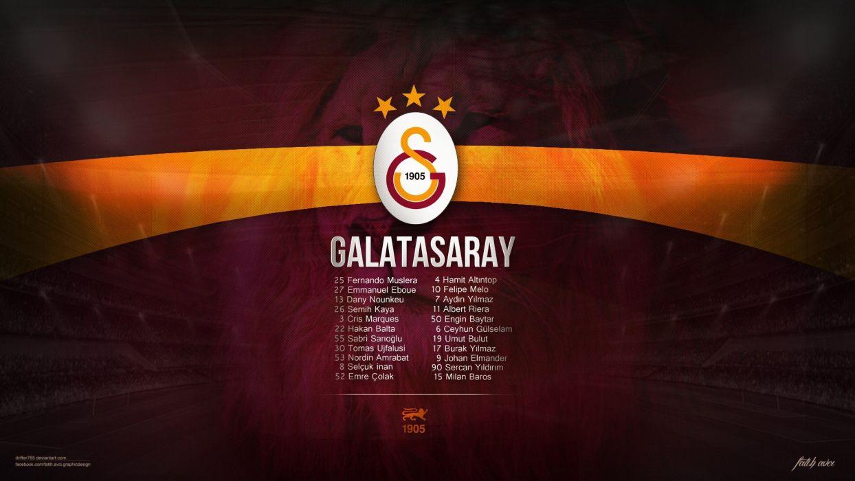 soccer Galatasaray SK football teams Galatasaray football player wallpaper