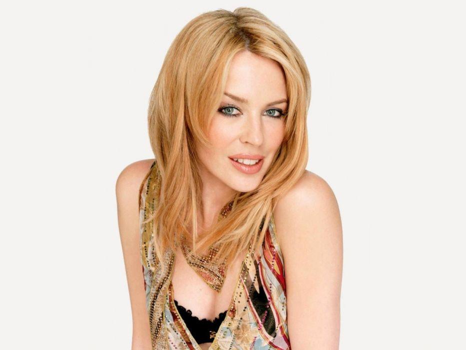 KYLIE MINOGUE pop rock electronic synthpop disco dance sexy babe blonde singer (17) wallpaper