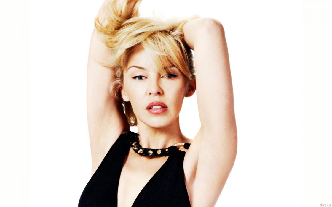 KYLIE MINOGUE pop rock electronic synthpop disco dance sexy babe blonde singer (31) wallpaper