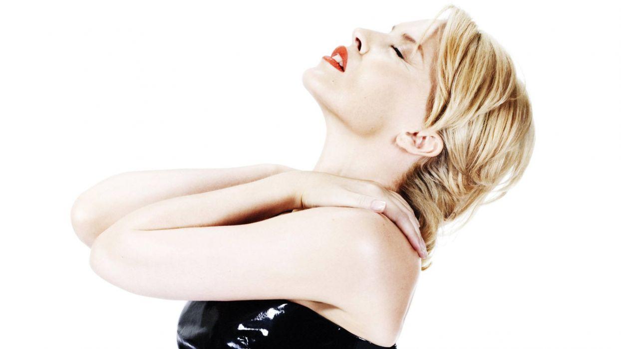 KYLIE MINOGUE pop rock electronic synthpop disco dance sexy babe blonde singer (38) wallpaper