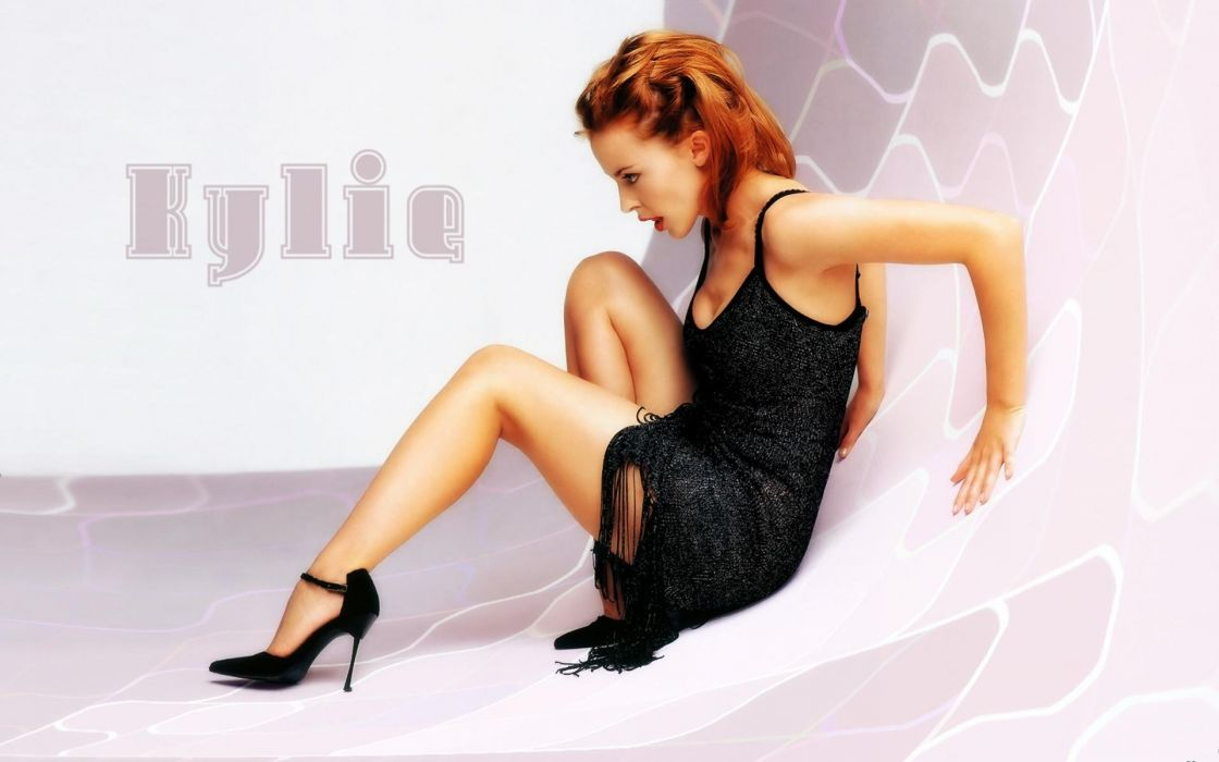 KYLIE MINOGUE pop rock electronic synthpop disco dance sexy babe blonde singer (69) wallpaper