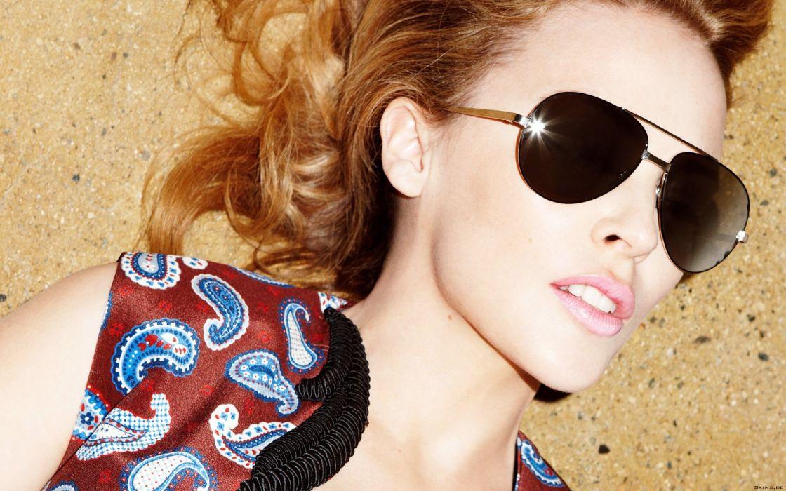 KYLIE MINOGUE pop rock electronic synthpop disco dance sexy babe blonde singer (89) wallpaper