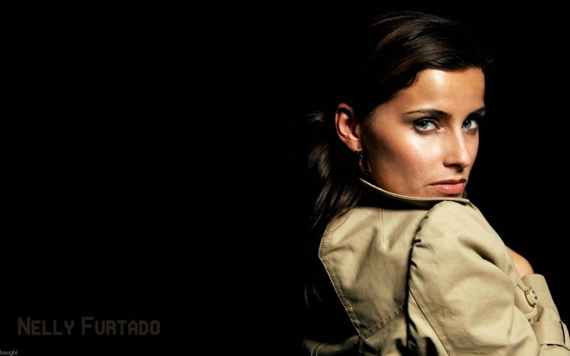 NELLY FURTADO folk r-b latin hip hop dance pop world babe brunette singer (7) wallpaper
