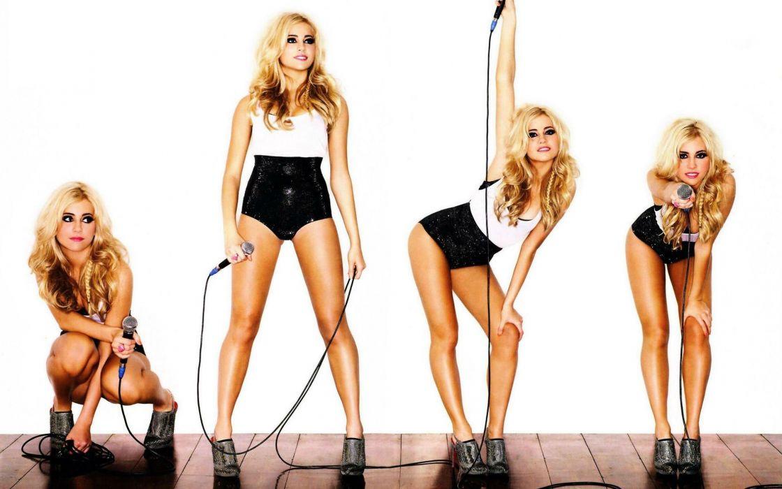 PIXIE LOTT r-b dance pop singer blonde babe (13) wallpaper