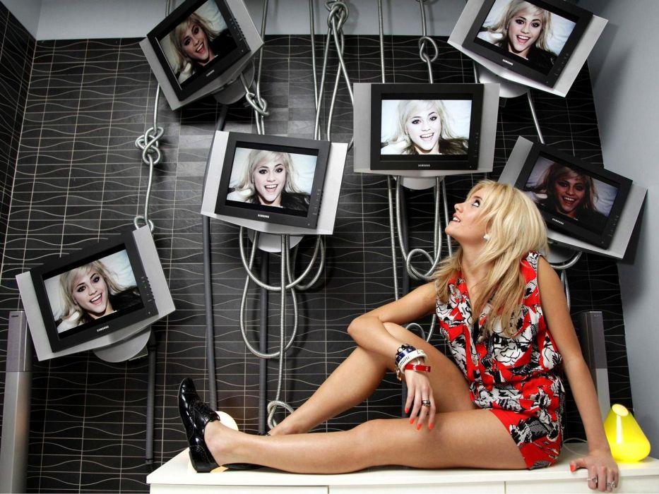 PIXIE LOTT r-b dance pop singer blonde babe (47) wallpaper