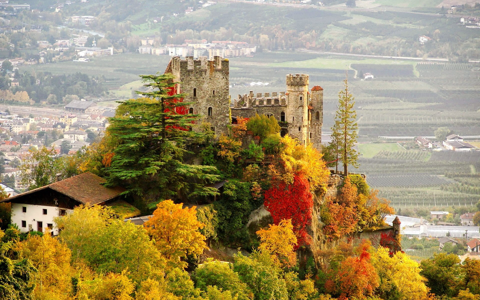 fall wallpaper italy -#main