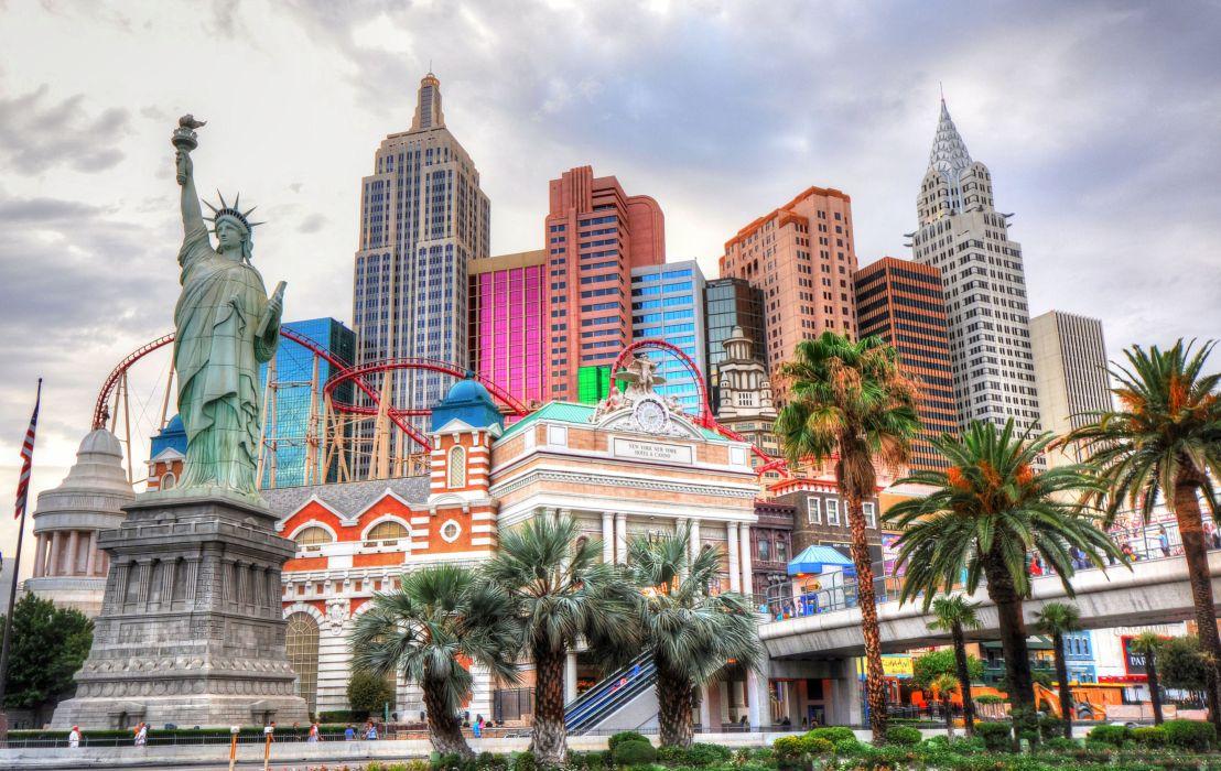 Las Vegas USA Nevada wallpaper