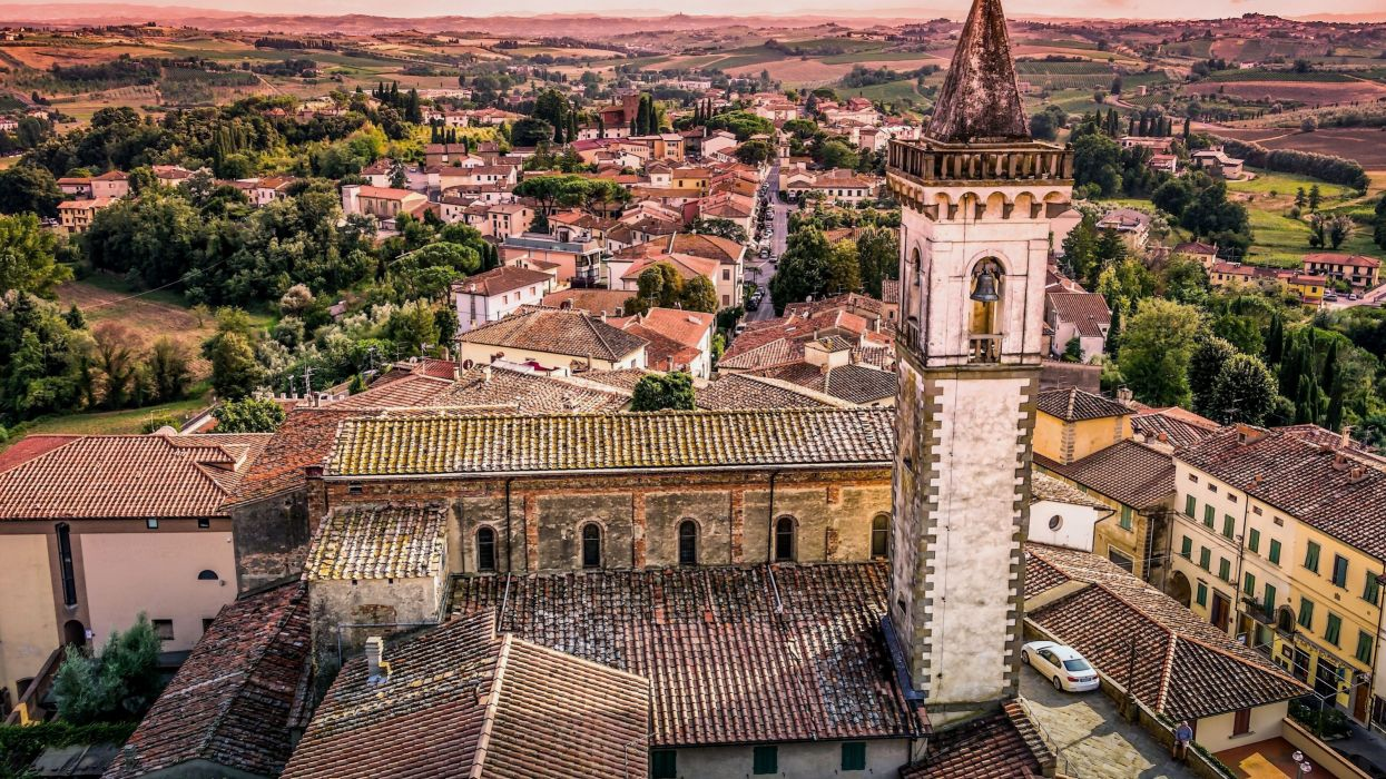 Image result for vinci italy