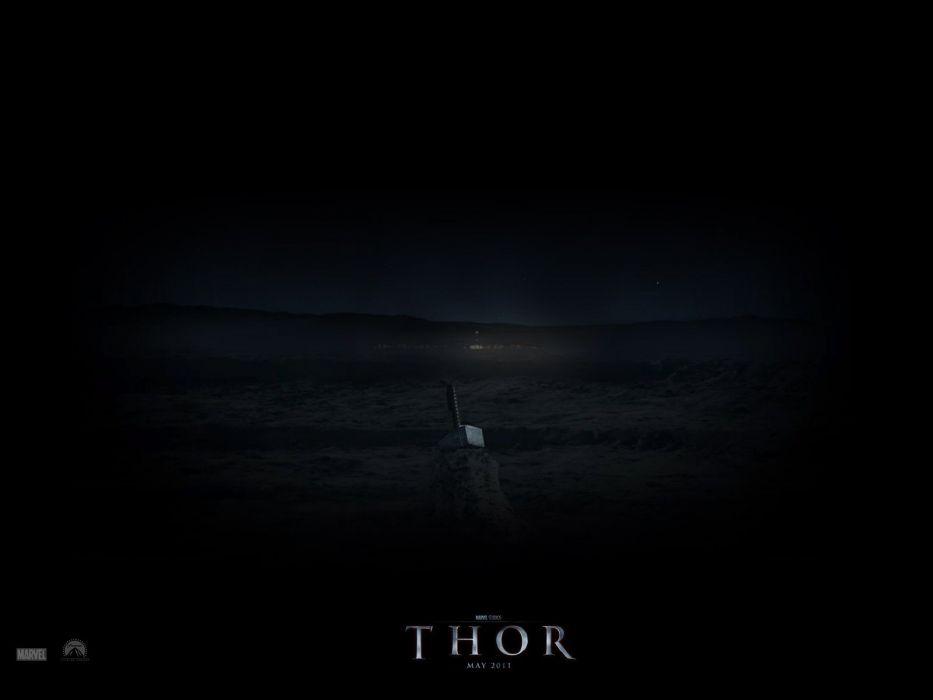 hammer Thor (movie) Mjolnir wallpaper