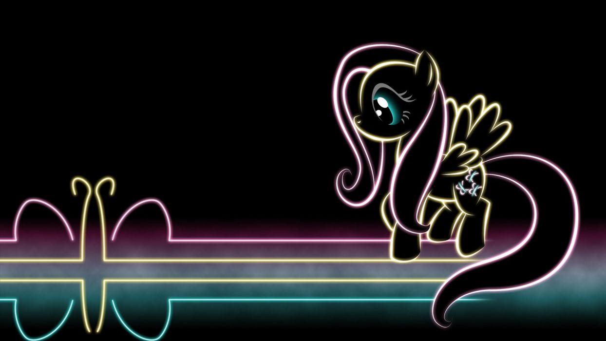 My Little Pony Fluttershy wallpaper