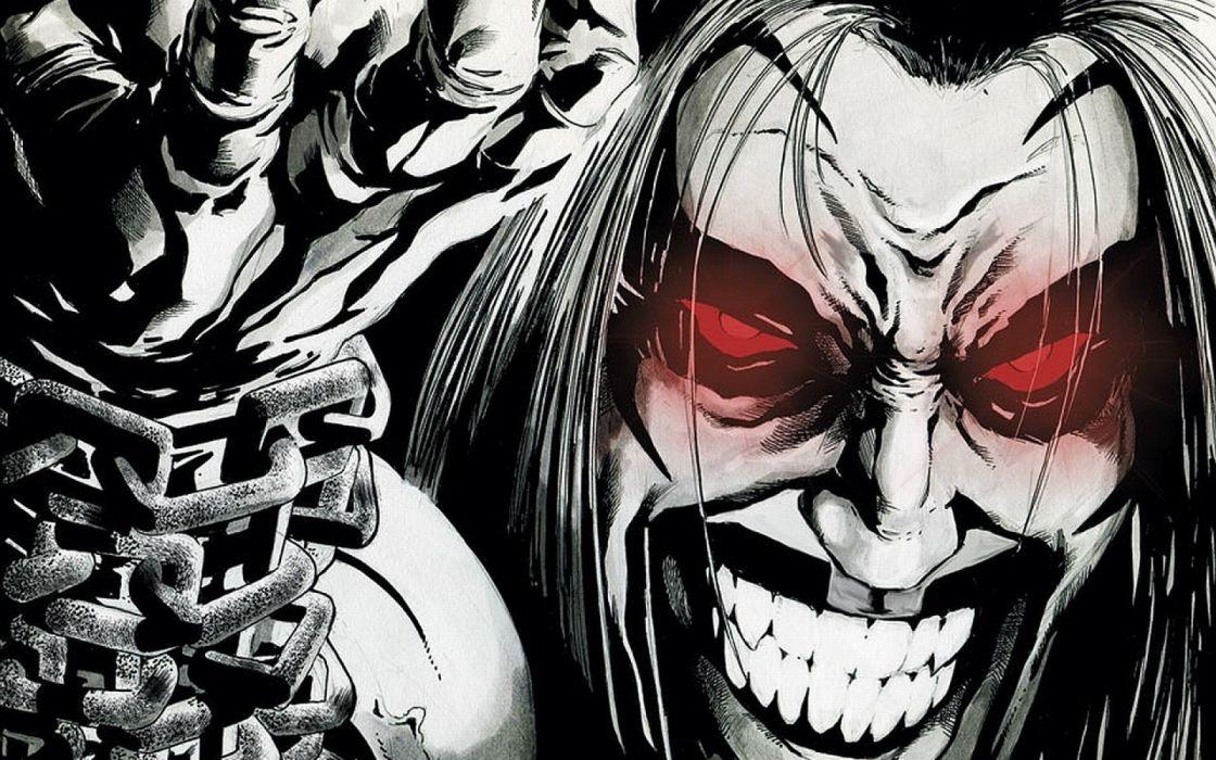 DC Comics comics Lobo weird worlds Czarnian wallpaper