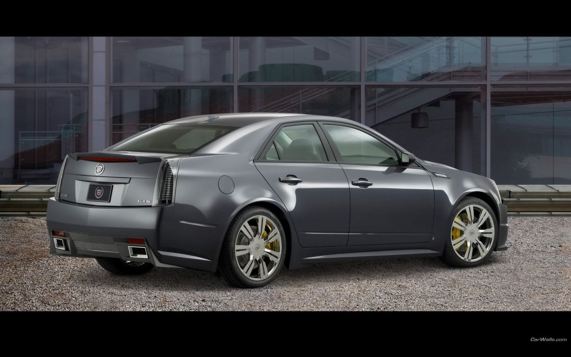 cars Cadillac Cadillac CTS wallpaper