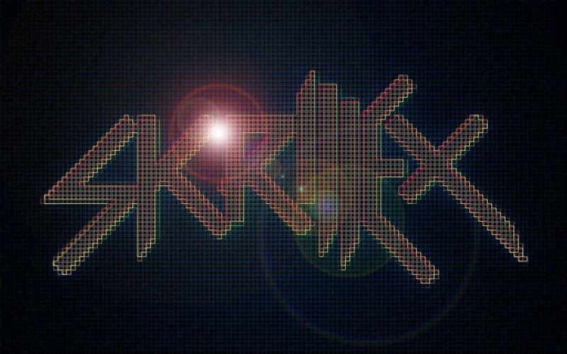 dubstep Skrillex skrillex logo wallpaper