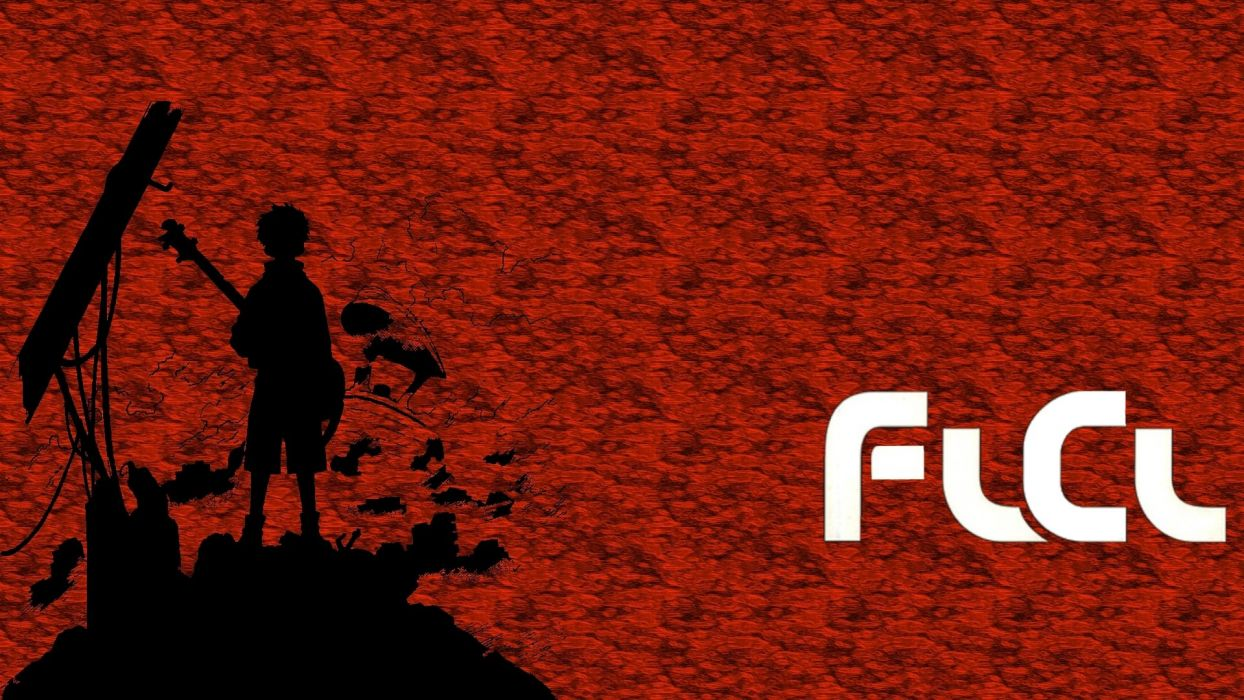 Flcl Fooly Cooly Wallpaper 1920x1080 247583 Wallpaperup