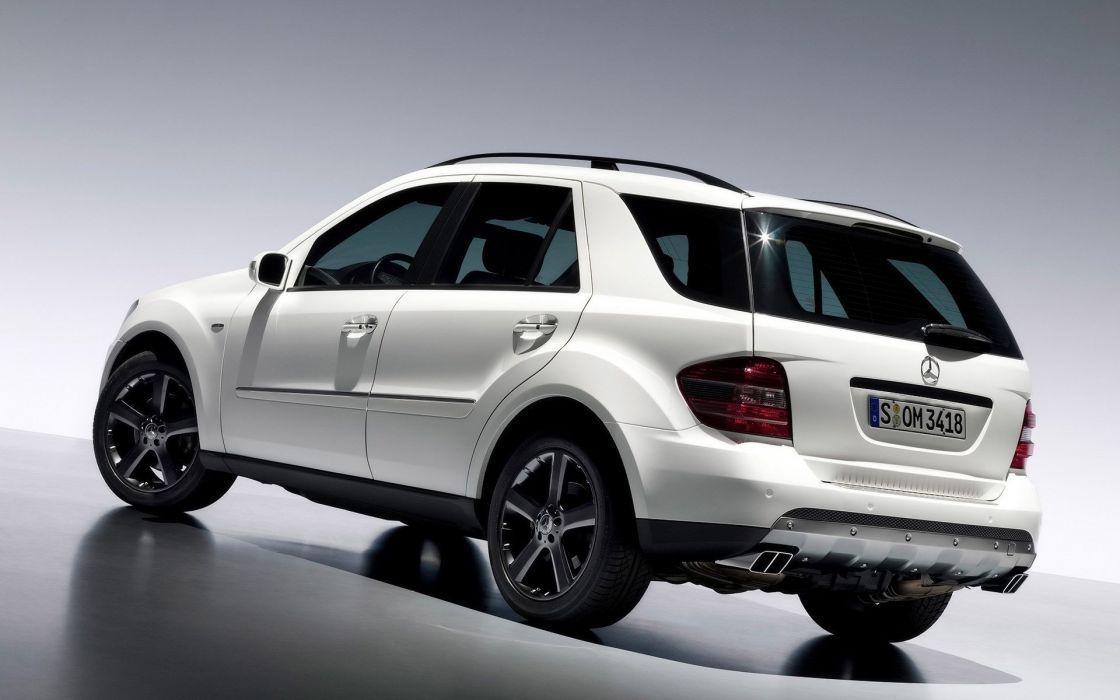 cars SUV Mercedes-Benz wallpaper
