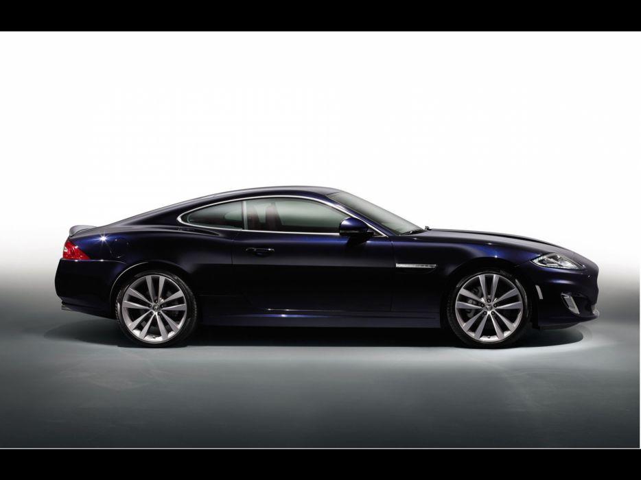 coupe Jaguar XK Jaguar XKR Special Edition wallpaper