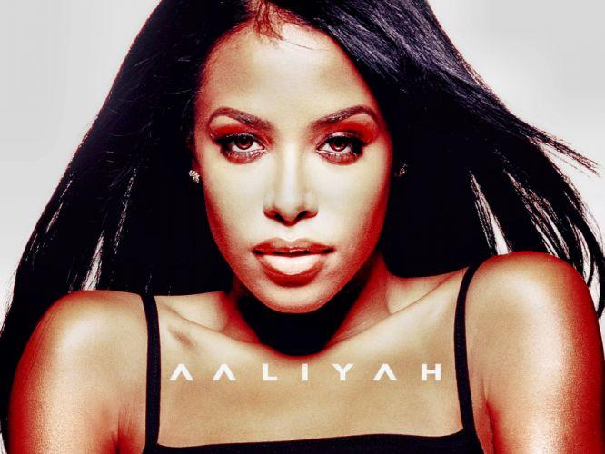 AALIYAH r-b hip hop pop (1) wallpaper