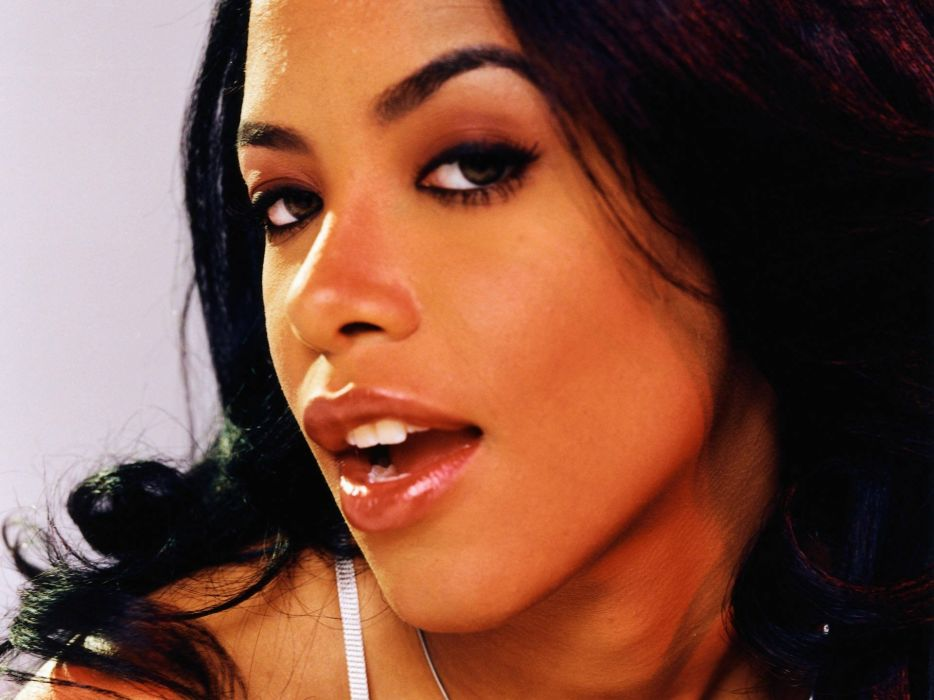 AALIYAH r-b hip hop pop (3) wallpaper