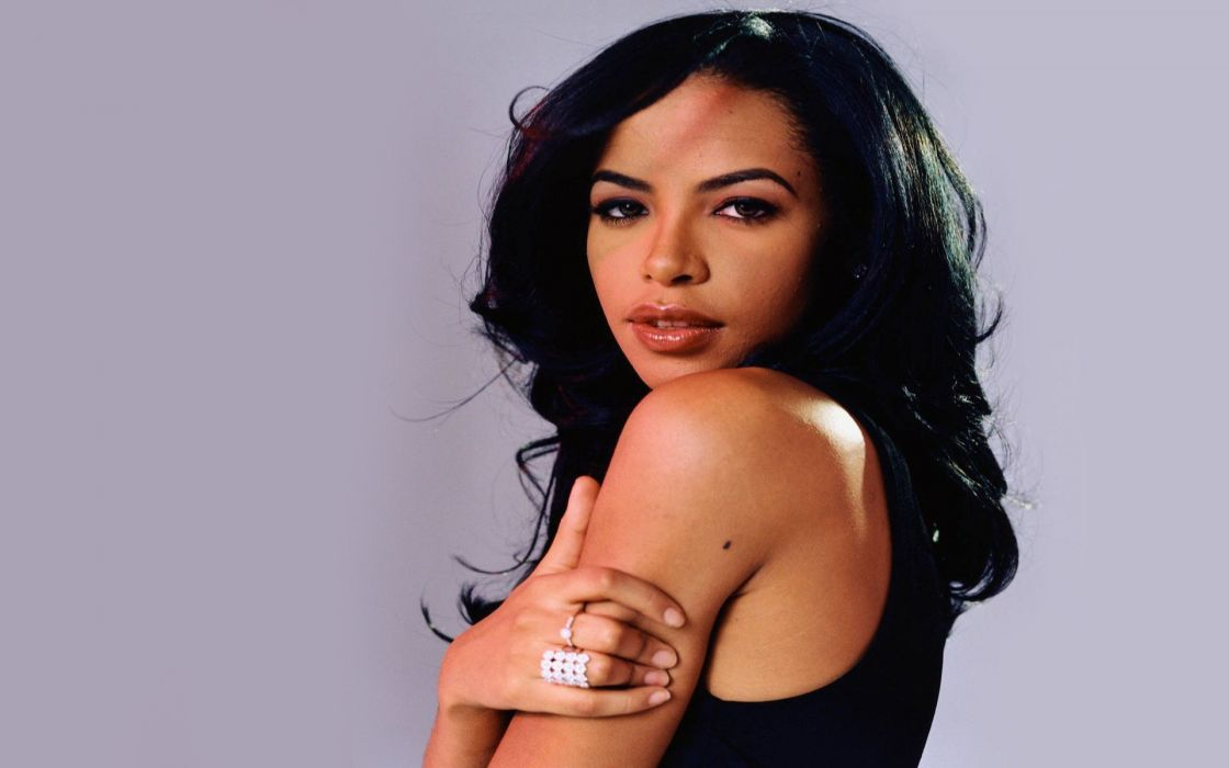 AALIYAH r-b hip hop pop (15) wallpaper