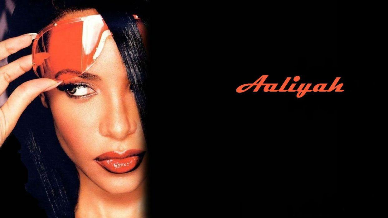 AALIYAH r-b hip hop pop (18) wallpaper