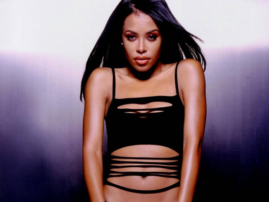 AALIYAH r-b hip hop pop (55) wallpaper