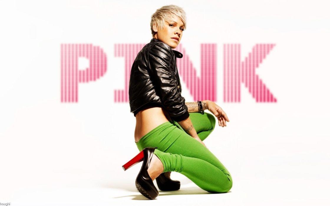 PINK alecia beth moore pop rock r-b singer babe blonde sexy (44) wallpaper