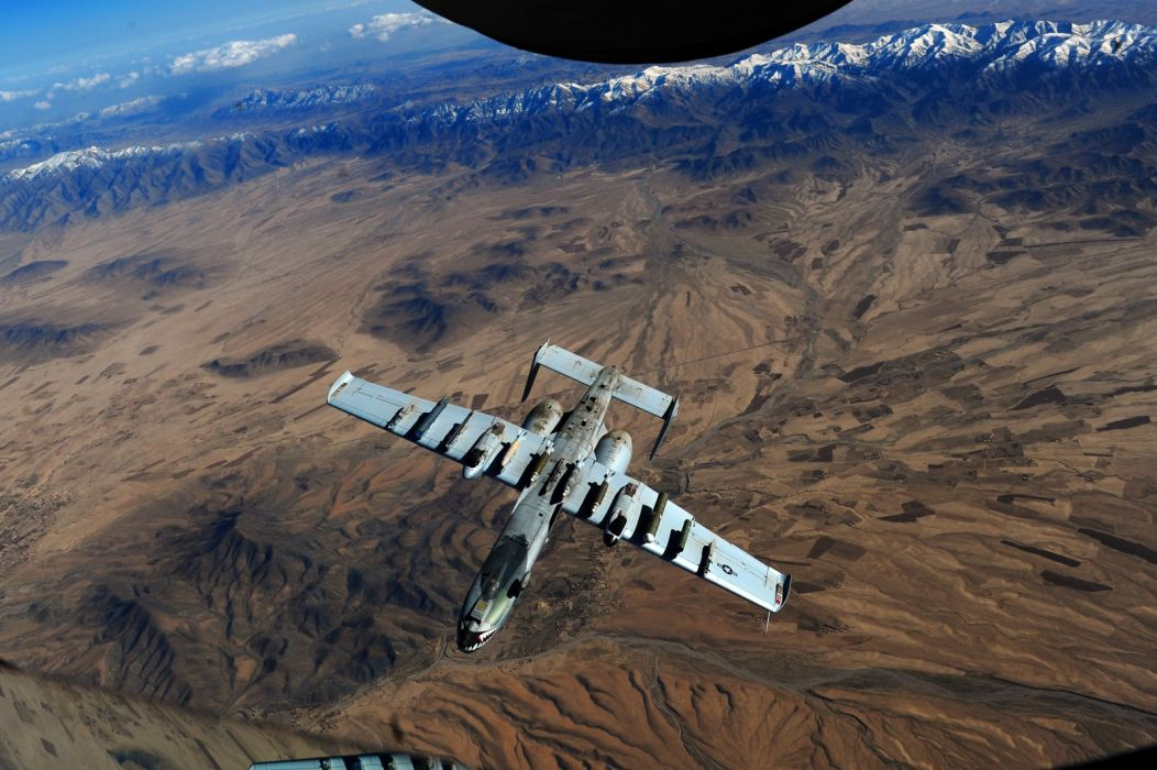 A-10 Airplane military jet    f wallpaper