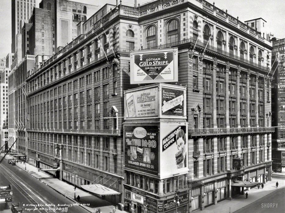 Buildings New York wallpaper