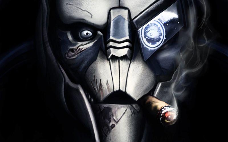 Mass Effect Cigar wallpaper