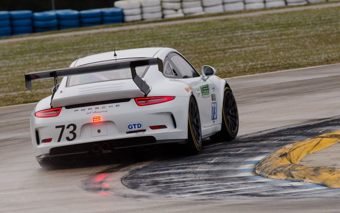 Porsche Race   r wallpaper