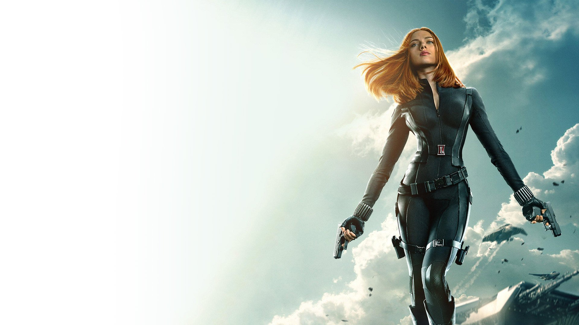 Scarlett johansson black widow wallpaper - photo#8