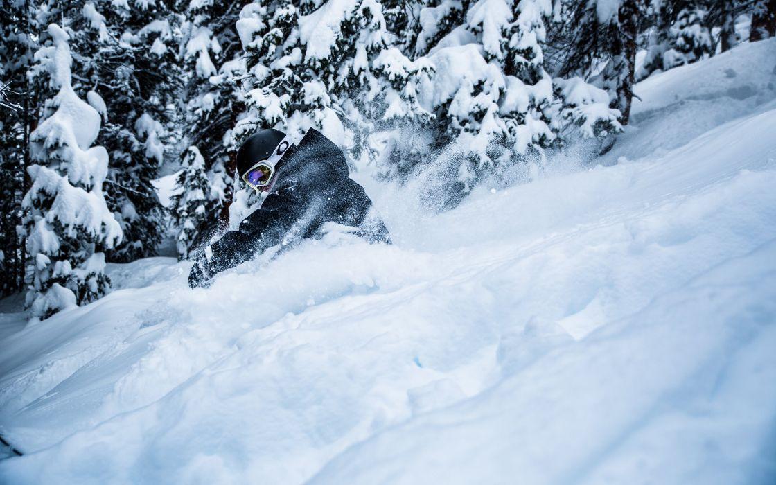 Snowboard Snowboarding Snow Winter wallpaper