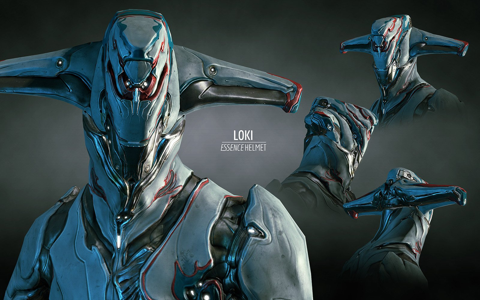 Warframe Loki sci-fi wallpaper | 1600x1000 | 248110 ...