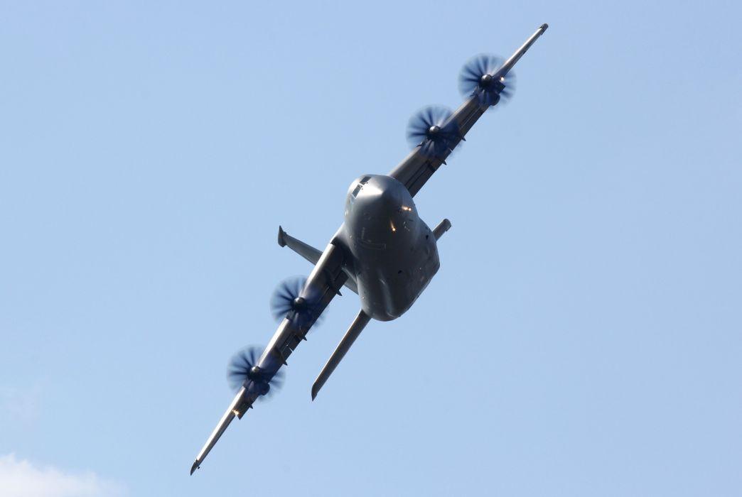 aircraft military transport sky wallpaper
