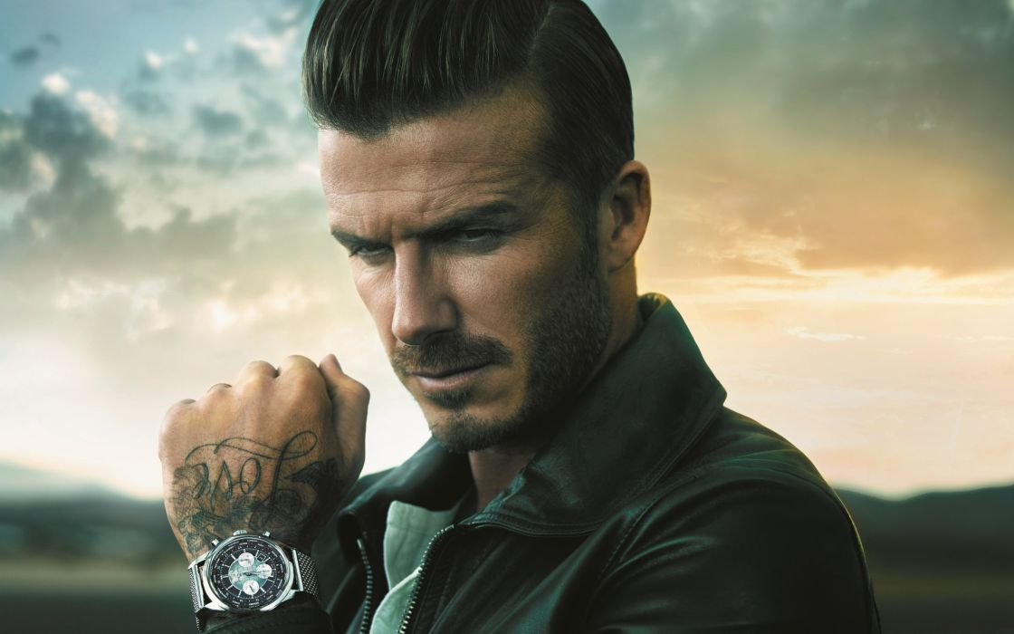 Paris Saint-Germain David Beckham soccer tattoo wallpaper