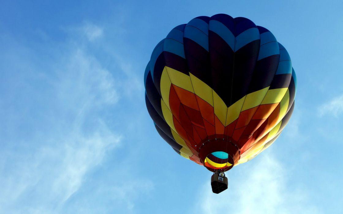 sky sport ball balloon wallpaper